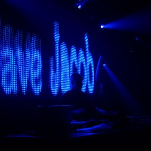 Dave Jacob @ AudioResearch, Club Parlament, Gdańsk 12.06.2012