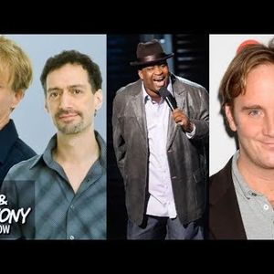 Colin Quinn, Patrice O'Neal and Jay Mohr