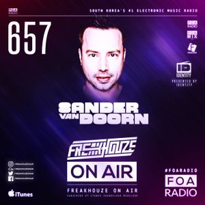 Freakhouze On Air 657 ● Sander Van Doorn