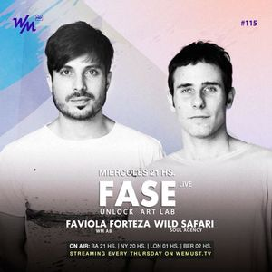 We Must Live #115 Feat. Fase