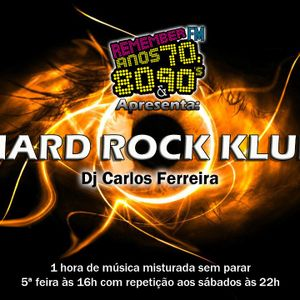 DJ CARLOS FERREIRA - Hard Rock Klub - vol.4 - LIVE - VERSÃO RADIO