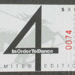 In Order To Dance 4