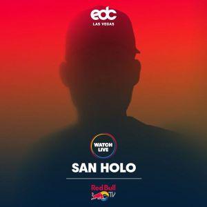 San Holo – Live @ Electric Daisy Carnival, EDC Las Vegas 2017