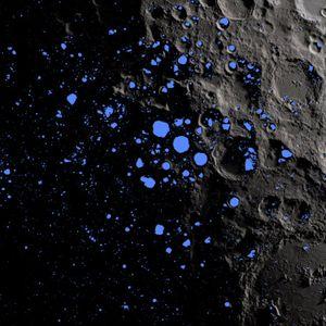 Radiation Moon