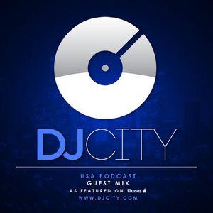 DJ NUCKEY - DJcity Podcast - June  25, 2013