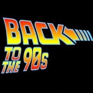 Back to the 90' part.1 - Mixed by DJ Pablo