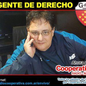 26/03/2016 2°Hora: A 40 años del Golpe Cívico Militar; hablamos con Gerardo Romano y Ari Paluch.