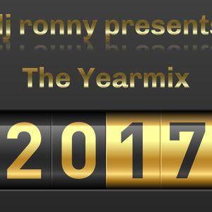 dj ronny - The Yearmix 2017