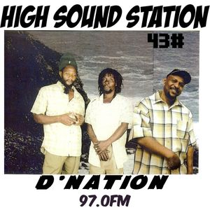 High Sound Station Podcast #43  - 80's Selekzioa/ The Determination / Photo Sound Reggae Agenda