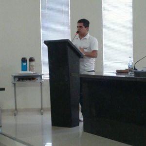 Gerlando, na Sessão Ordinária na CMV, em 07 de novembro de 2014