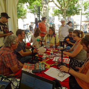 Coup de projecteur :  Spécial Festival Off de Pause Guitare extrait Multi plateau radio ARRA !