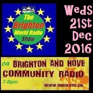 Brighton World Radio Show 21 December 2016 solstice - Donald Shier