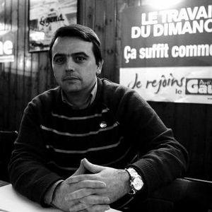 Wunder Parlement ' Les coulisses ' avec Jean-Charles Vescovo, militant.