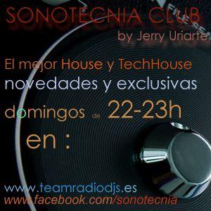 Podcast  Nº3 Sonotecnia Club by Jerry Uriarte DJ