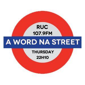 A Word na Street // 20.03.2014