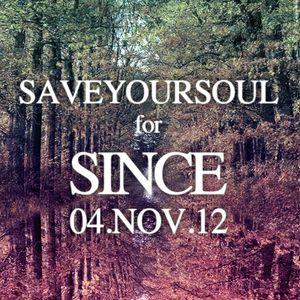 "SaveYourSoul for SINCE nov 2012 ""Mixtape"""