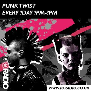 Punk Twist with Paul on IO Radio 121017