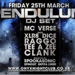 Pendulum Promo Mix