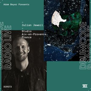 DCR573 – Drumcode Radio Live – Julian Jeweil Studio Mix recorded in Aix-en-Provence