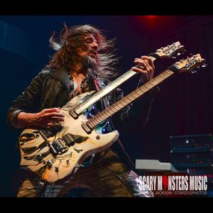 Interview with Ron 'Bumblefoot' Thal on the Friday NI Rocks Show on 22nd June 2018