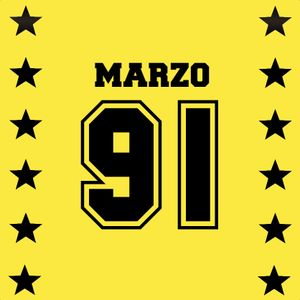 DJ CERLA ON THE MIX - Marzo 1991