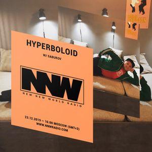 Hyperboloid w/ Saburov - 23rd December 2019