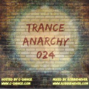 Robbie4Ever - Trance Anarchy 024
