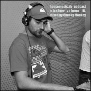 Podcast Mixshow vol. 16. by CHEEKY MONKEY