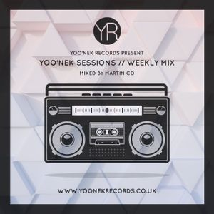 Yoo'nek Sessions 65 // Radio Mix // Deep Tech Soulful Funky Bass House