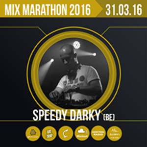 Hotmixat7 #7 The Mix Marathon 2016 DJ #1 Speedy Darky.