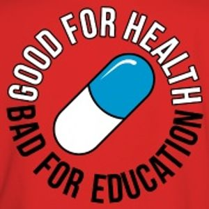 Good for health, bad for education 06
