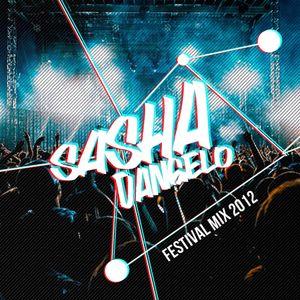 Sasha Dangelo - I Love Festival Mix 2012