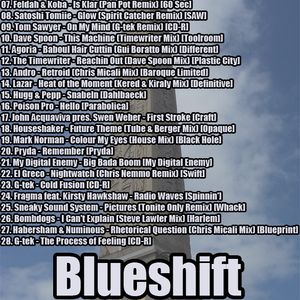 Blueshift - Obelisk