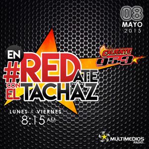 #enREDate con El Tachaz, 08 de Mayo del 2015