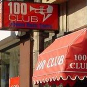 Butch at the 100 Club 2001