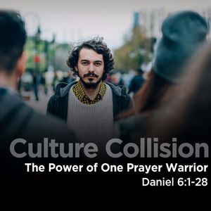 """The Power of One Prayer Warrior"" 