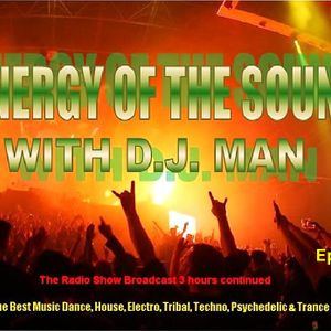 Energy Of The Sound 008-D.J.Man