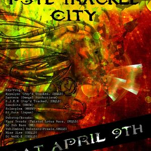 @ Psyd Tracked City (April 2011)