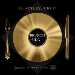 BRUNCHIN UKG VOL.1 BY DR LOVE - 1ST BDAY WITH HEARTLESS CREW (FRONTI) 28 JAN 2019, BRUM