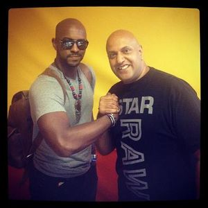 Ash Selector's Never Too Much Show 14.8.2012 on Solar Radio feat. interview with Muhammad Ayers