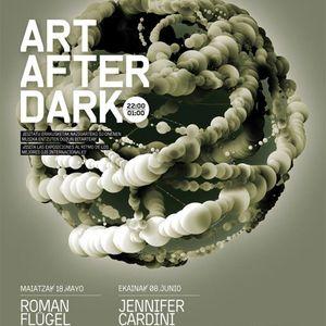 Auto Art After Dark Guggenheim afterparty in Fever (Bilbao) 18.05.12