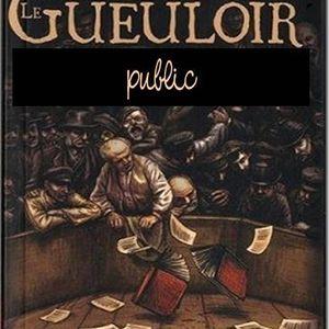 Emission 110 - Le Gueuloir Public à La petite écharde - extraits . . .