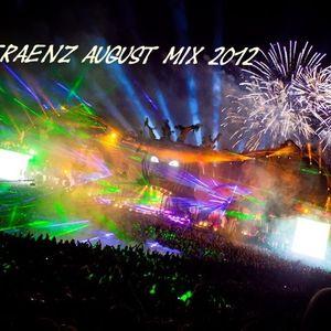 DJ Fraenz August MIx 2012