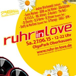 D-Therapy @ Ruhr in Love 2015 Basslover