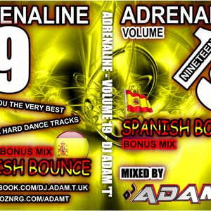 Adrenaline Volume 19 - CD 4 (Bonus Disc)