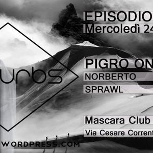 Pigro On Sofa @ Suburbs Episodio B (24-10-2012)