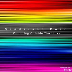 Sanderson Dear - Colouring Outside The Lines