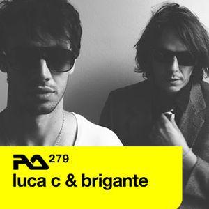 RA279 Luca C and Brigante | 03.10.2011