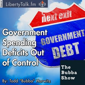 Government Spending Deficits Out of Control