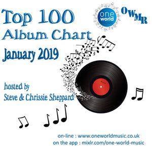 OWMR Album Chart Jan 2019